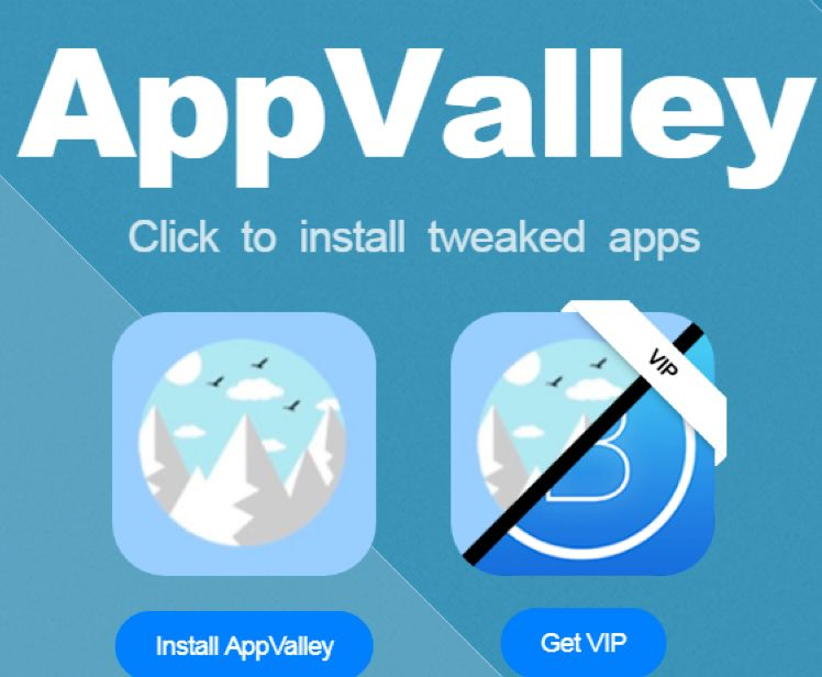 Showbox install - Appvalley